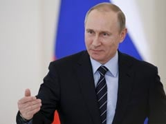 Vladimir Putin Congratulates Russians, Reveals New Year 'Secret'