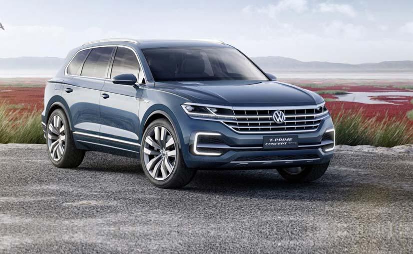 Volkswagen T Prime Concept Suv Revealed Ndtv Carandbike