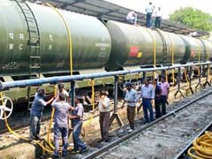 One More 'Water' Train To Reach Maharashtra's Latur Today