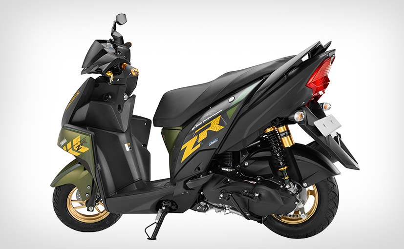 Yamaha Cygnus Ray Zr Scooter Launched Prices Start At Rs