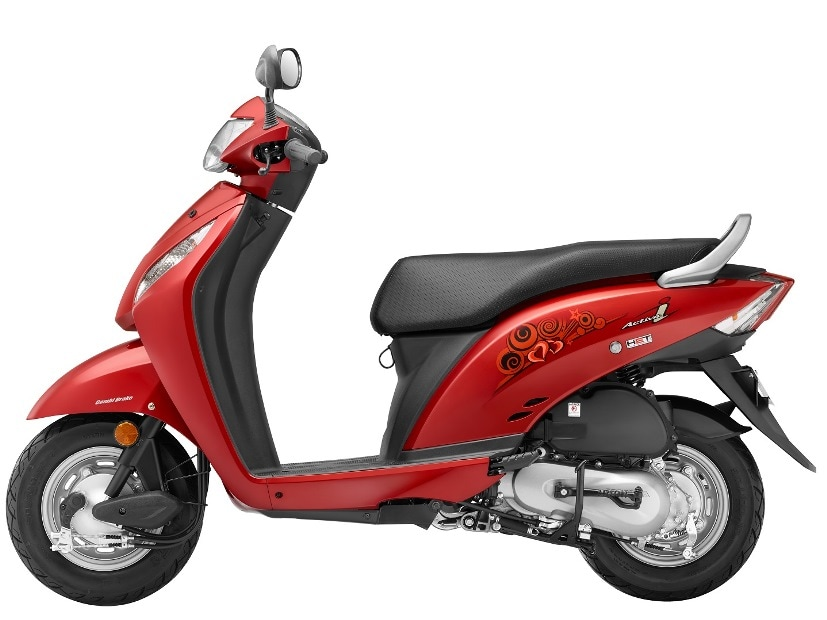 activa i price in pune