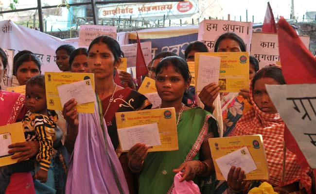 Rs 5 In A letter: Jharkhand's Unpaid Workers Return PM Modi's Wage Hike
