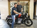 What's So Special About Aamir Khan's New Bike?