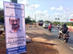Destination Goa: Arvind Kejriwal Opens Another Front For 2017 Elections