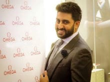 Can You Guess Who is Abhishek Bachchan's Biggest Fan?
