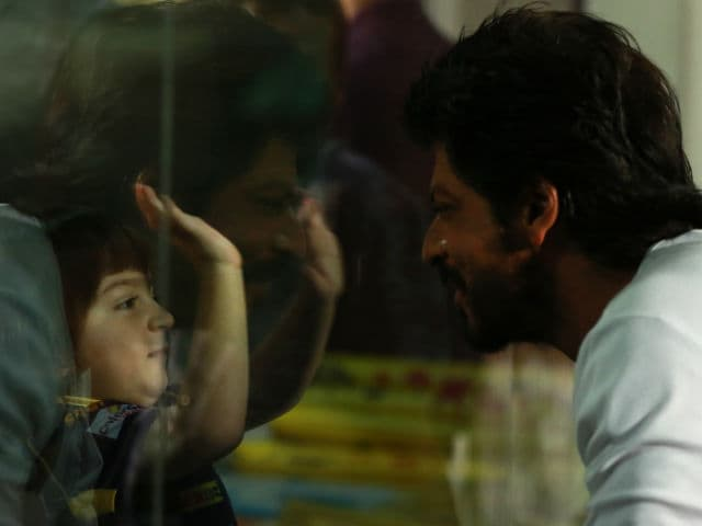 Shah Rukh Khan's Son AbRam Was 'Man of the Match' After KKR Win