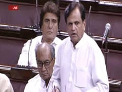 Ahmed Patel In Rajya Sabha: 'Will Quit Public Life If Agusta Allegations Are Proved'