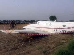 Pilot Describes Moments Before Air Ambulance Crash-Landed In Delhi