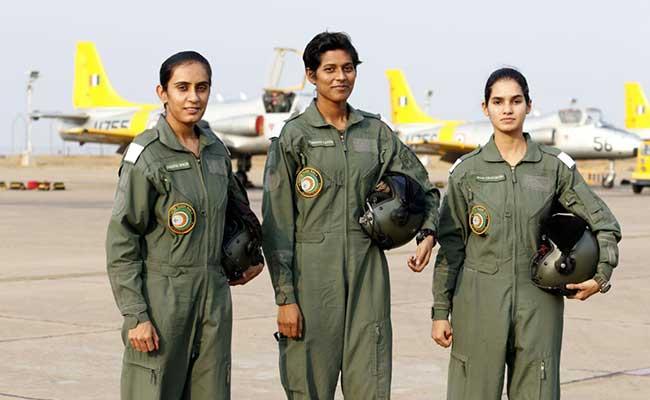 पहली महिला फायटर पायलट