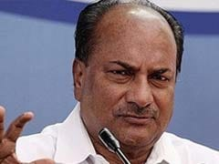 Former Defence Minister AK Antony Hits Back At BJP On AgustaWestland Deal