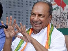 BJP Files Complaint Against AK Antony With Election Commission