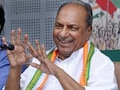 Kerala Assembly Polls: Congress Leader AK Antony Sharpens Attack On BJP