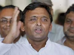 Akhilesh Yadav Hits Out At Amit Shah For His Meal Plan With Dalits