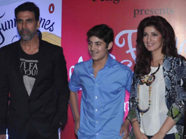 Akshay Kumar Son: Latest Akshay Kumar Son News, Photos, Videos