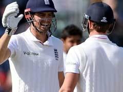तेंदुलकर के टेस्ट रन रिकॉर्ड को चुनौती दे सकते हैं कुक : एनडीटीवी से सुनील गावस्कर