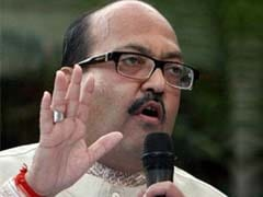 Amar Singh Unhappy Over Alienation, Threatens To Quit Samajwadi Party