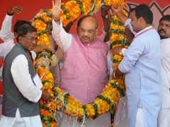 Amit Shah Says BJP Will 'Uproot' Samajwadi Party, BSP From Uttar Pradesh