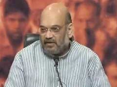 Amit Shah Slams Left Front Over Party Worker's Murder