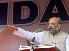 Oommen Chandy Should Apologise For 'Starvation' Deaths In Kerala: Amit Shah