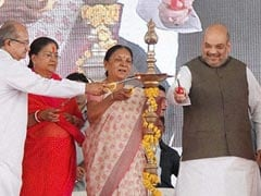 UPA Government Left 'Empty Coffers', Says BJP Chief Amit Shah