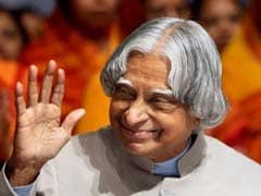 Abdul Kalam Drafted 2 Contrasting Speeches On '12 Prez Poll Decision