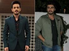 Akhil, Arjun Kapoor May Star in Kammati Paadam Remake