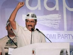 Arvind Kejriwal Hits Out At Manohar Parrikar In His Goa Rally