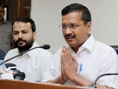 As He Attacks Modi Government, Kejriwal Pauses To Praise One Minister