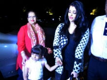 Cannes Welcomes Aishwarya Rai Bachchan and Aaradhya