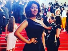 Cannes 2016: Spotted, Avika Gor at the Film Festival