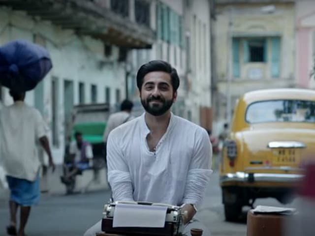 Ayushmann Khurrana's Look #2 For Meri Pyaari Bindu is Inspired by Hitler