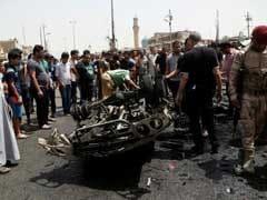 Car Bomb Blast Claimed By ISIS In Baghdad's Sadr City Kills 50