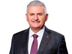 Turkey PM Binali Yildirim Wants 'No Permanent Enmity' With Neighbours