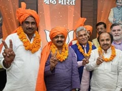 BJP Targets AAP Over Low Vote Share In MCD Byelections