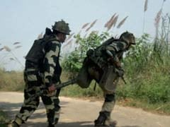 Terrorists Attack Security Convoy, Border Security Force Jawan Injured