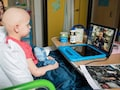 'Have You Ever Played Football With Aliens?' Isolated Cancer Patient Asks Astronaut