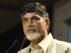 Andhra Pradesh Chief Minister Unfurls Flag In Anantapur