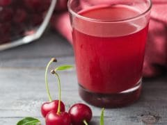 Drinking Cherry Juice May Help Reduce High Blood Pressure