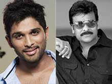 Allu Arjun Would 'Love' to do a Cameo in Chiranjeevi's Next Film