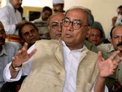 Allow Political Parties To Examine Coding Software Of EVM: Digvijaya To Election Commission