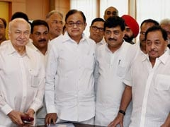 Congress Leader Chidambaram And His Family Have Assets Worth Rs 95 Crore