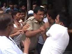 Cops Manhandled After Flagging Down Car In Bengal's Asansol
