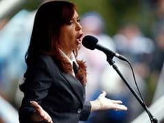 Former Argentine President Cristina Kirchner Charged With Fraud