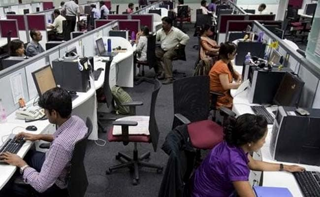 In Bengaluru a data-entry professional earns a salary of  Rs 10,141 according to Babajobs.com (representative image).