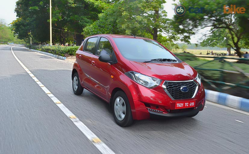 Datsun redi-GO Car