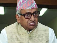 Nepal Decides To Recall Its Envoy Deep Kumar Upadhyay From India