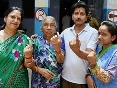 Nearly 46 Per Cent Voters Exercise Their Franchise In Delhi Civic Body Bypolls