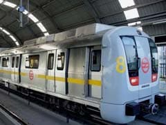 Delhi Metro Security Personnel Avert Suicide Bid At Patel Nagar Station