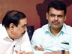 AAP's Allegations Against Eknath Khadse Without Evidence: Devendra Fadnavis