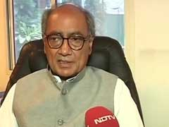 Government Enjoying Majority Gained By Efforts Of BJP Veterans: Digvijaya Singh